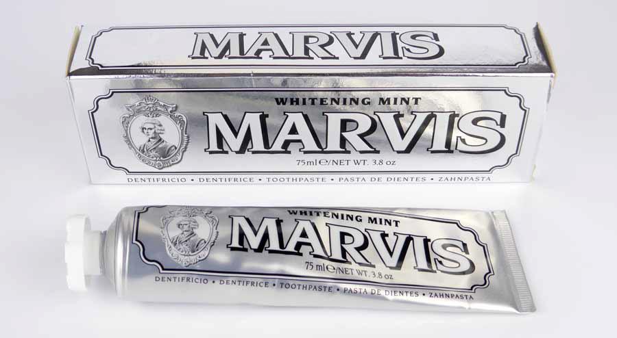 Marvis Zahncreme 01