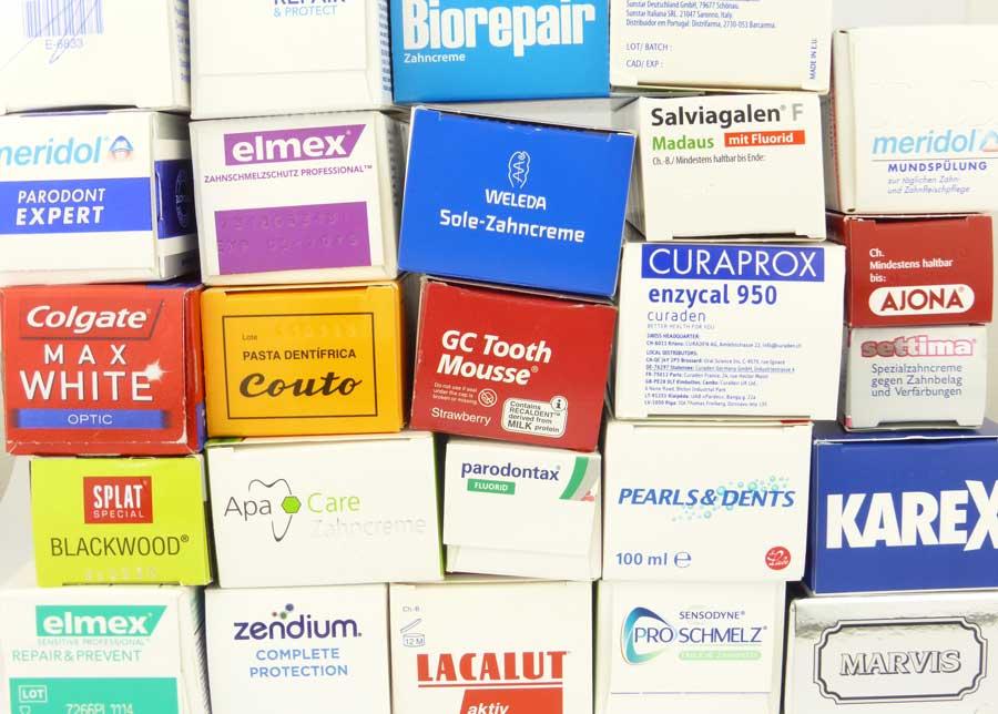 fluoridfreie zahnpasta apotheke